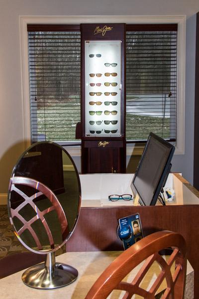 Executive Eye Associates - Optical